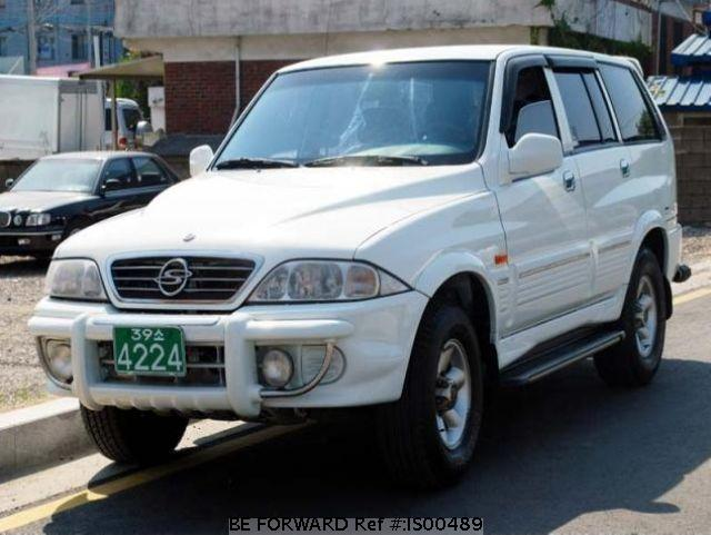 2001 Ssangyong Musso #5