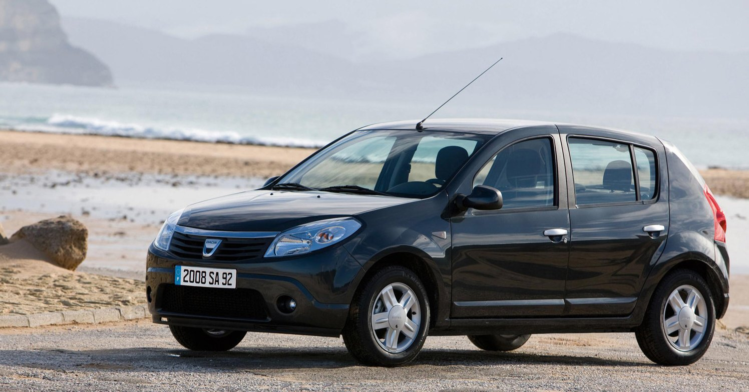2007 dacia sandero photos informations articles. Black Bedroom Furniture Sets. Home Design Ideas