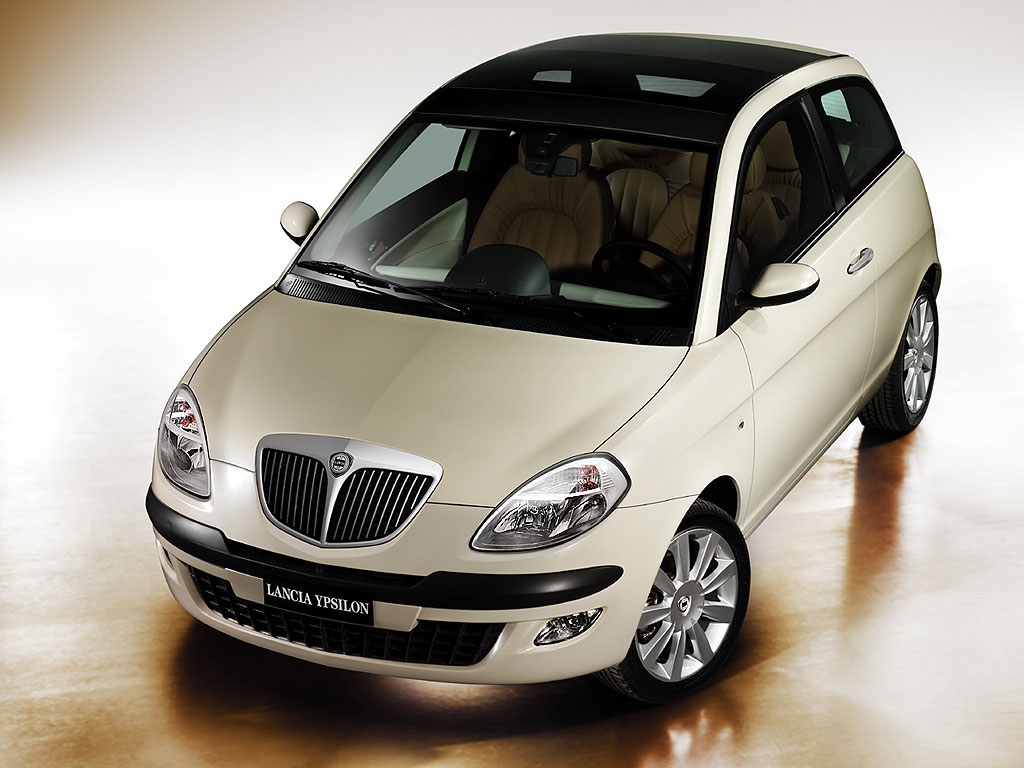 2003 lancia ypsilon photos informations articles. Black Bedroom Furniture Sets. Home Design Ideas