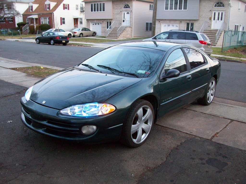 1998 Dodge Intrepid #5