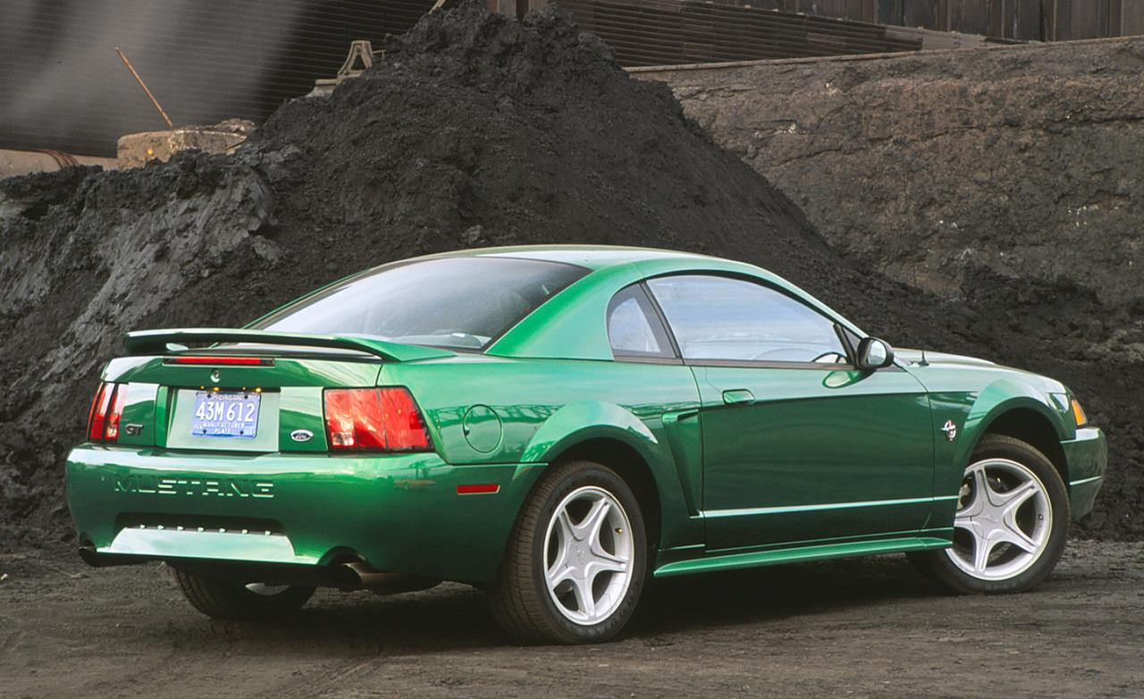 1999 Ford Mustang #2