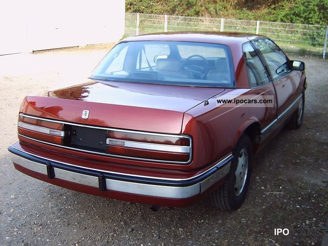 1990 Buick Regal #13