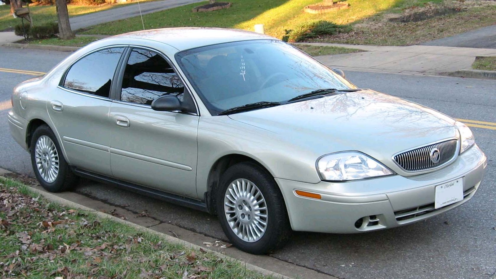 2001 Mercury Sable #7