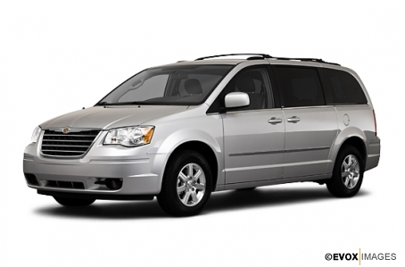 2010 Chrysler Town And Country #3