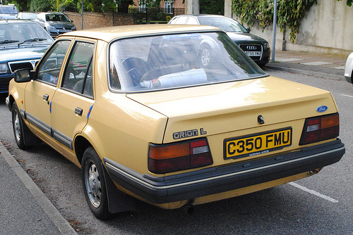 1986 Ford Orion #14
