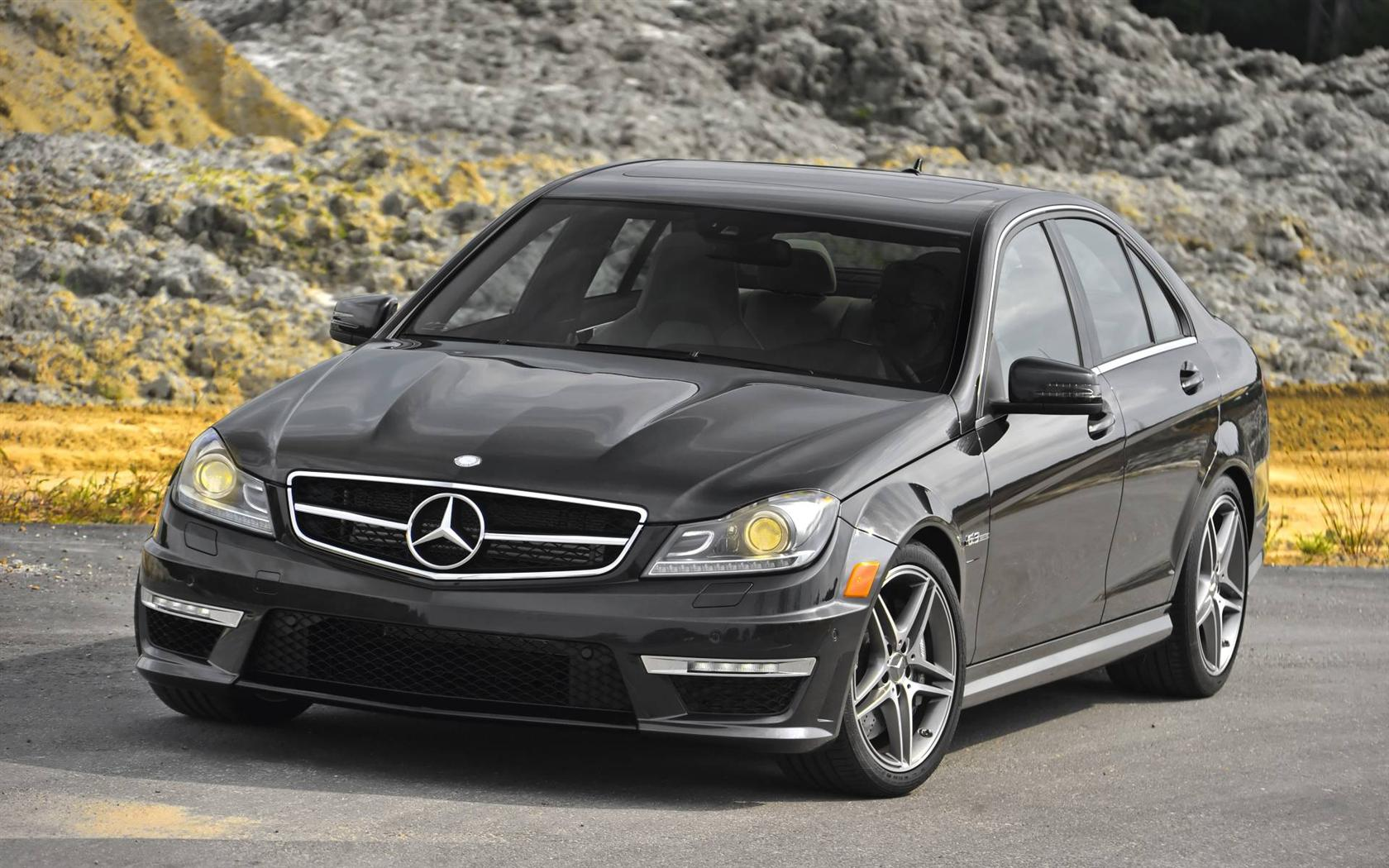 2013 mercedes benz c photos informations articles. Black Bedroom Furniture Sets. Home Design Ideas