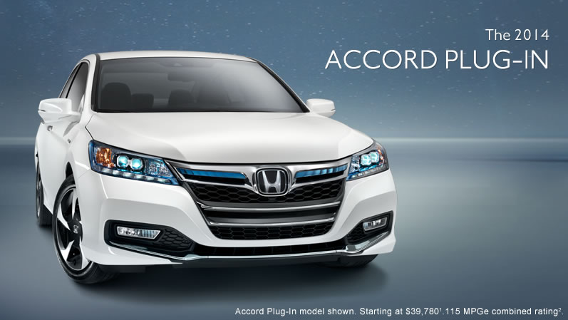 Honda Accord Plug-in Hybrid #16