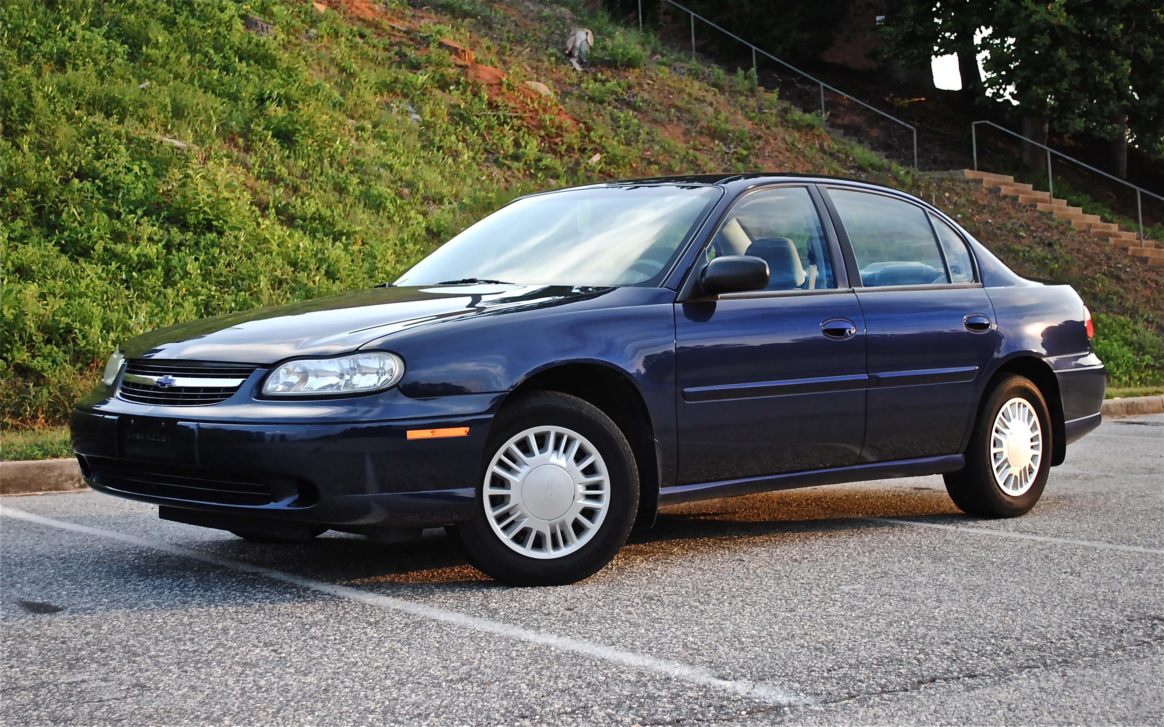 Chevy Malibu 1997 manual