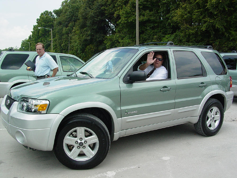 2005 Ford Escape #10