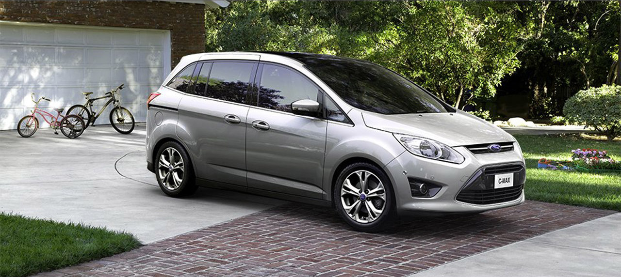 2012 Ford C-Max #19