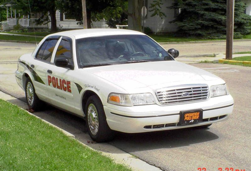 1998 Ford Versailles #7