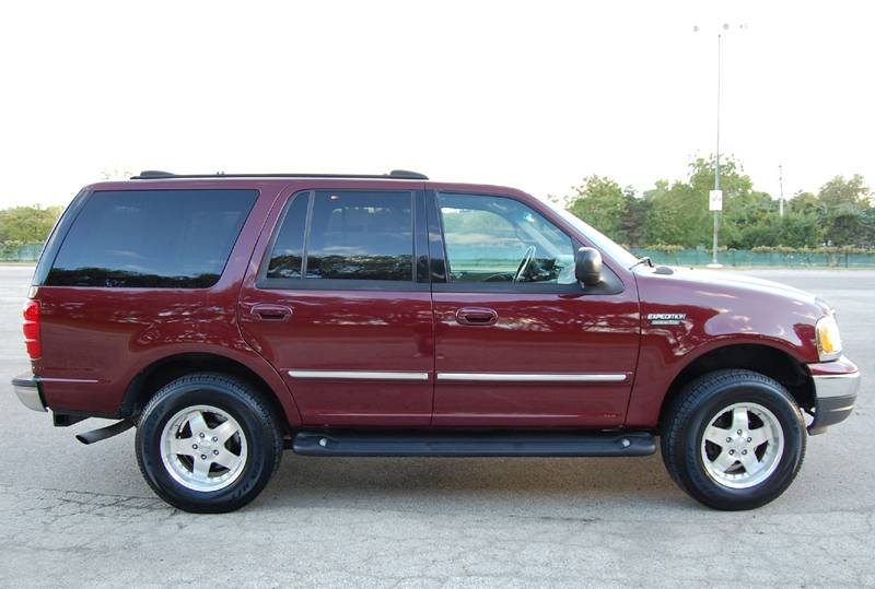 2001 Ford Expedition #10