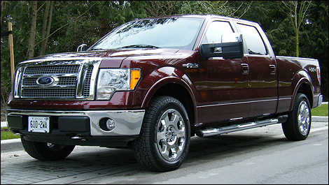 2009 Ford F-150 #14