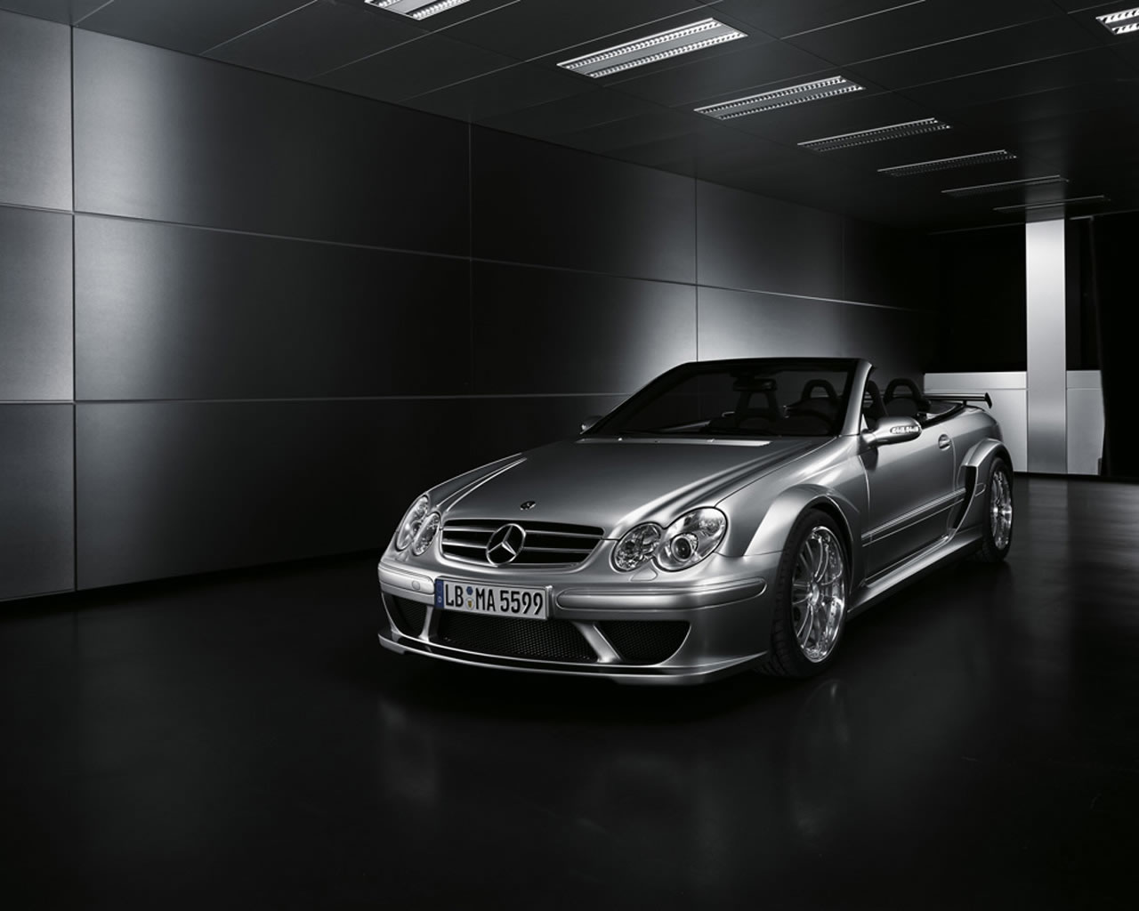 Mercedes-Benz CLK #15