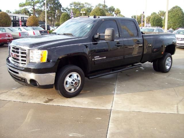 2008 GMC Sierra 3500hd #7