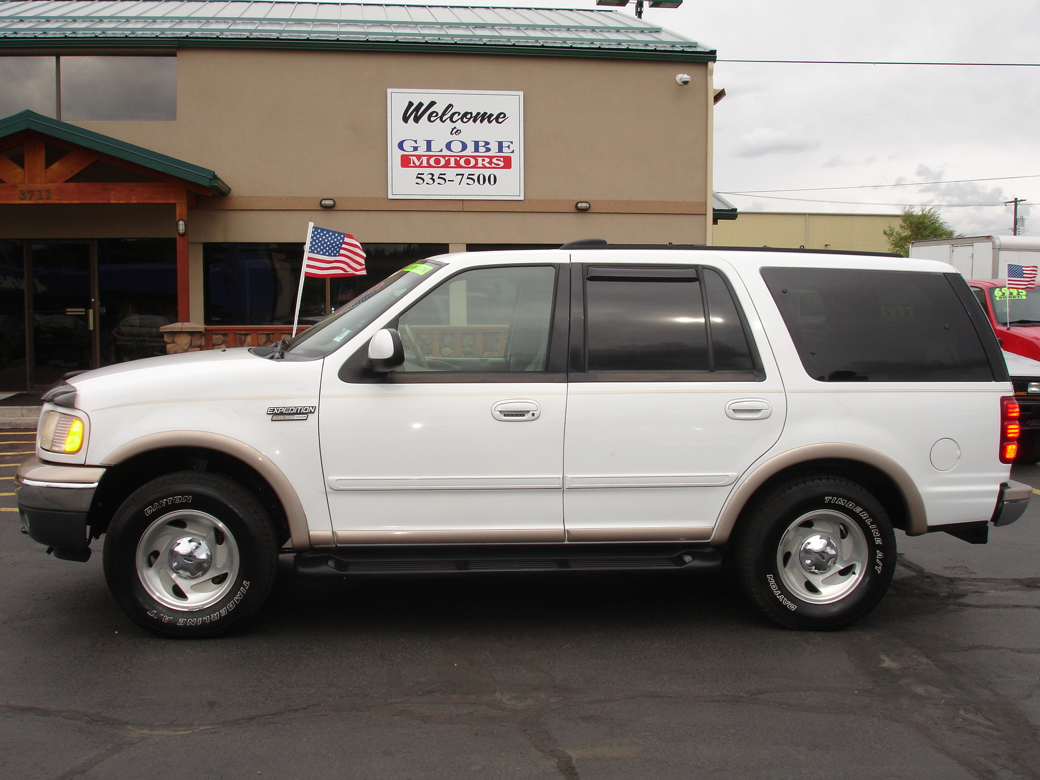 1999 Ford Expedition #5