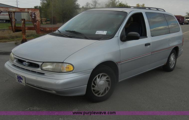 1996 Ford Windstar #9