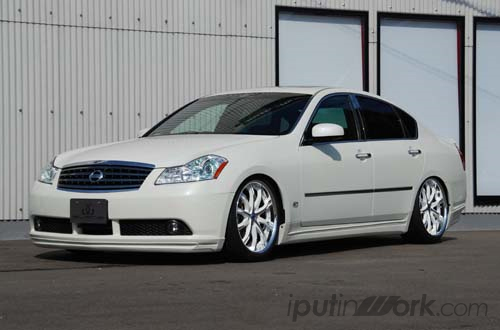 2009 Infiniti M45 Photos Informations Articles Bestcarmag