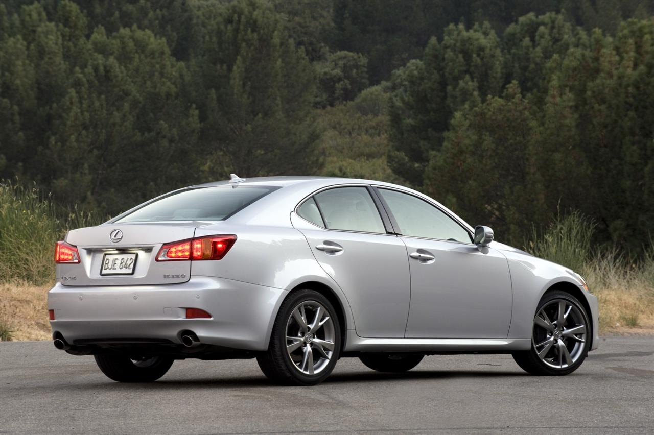 2010 Lexus Is 350 #2