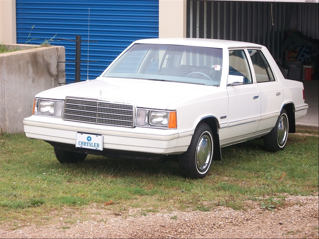 1981 Plymouth Reliant #2