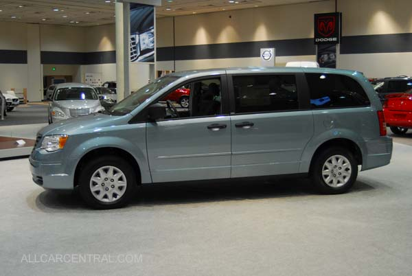 2008 Chrysler Town And Country #8