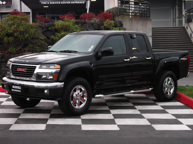 2010 GMC Canyon #3