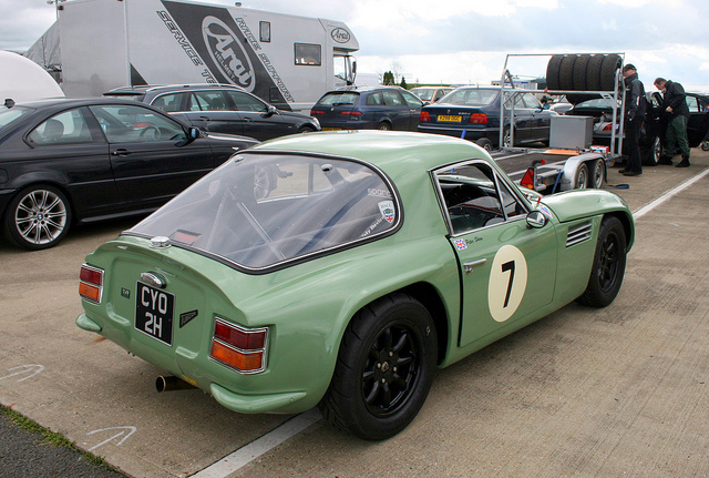 1969 TVR Tuscan #9