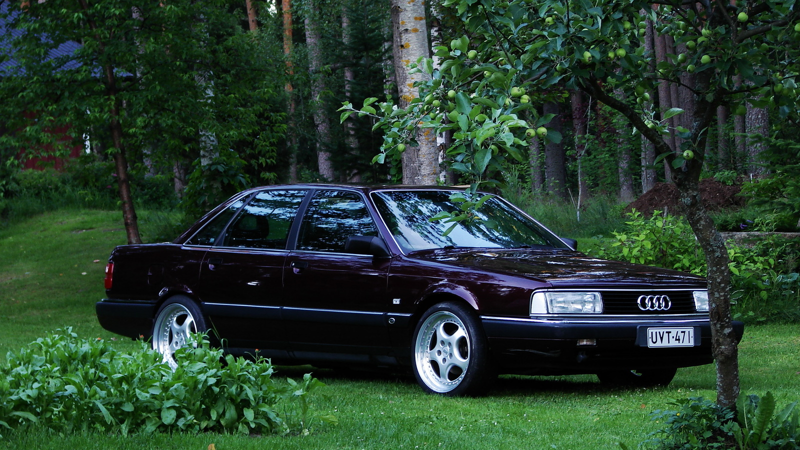 1990 Audi 200 Photos Informations Articles Bestcarmag Com