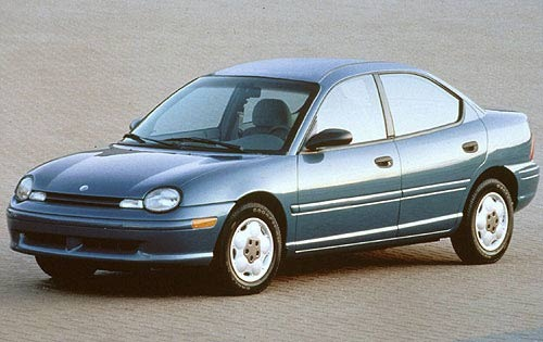 1996 Plymouth Neon #3