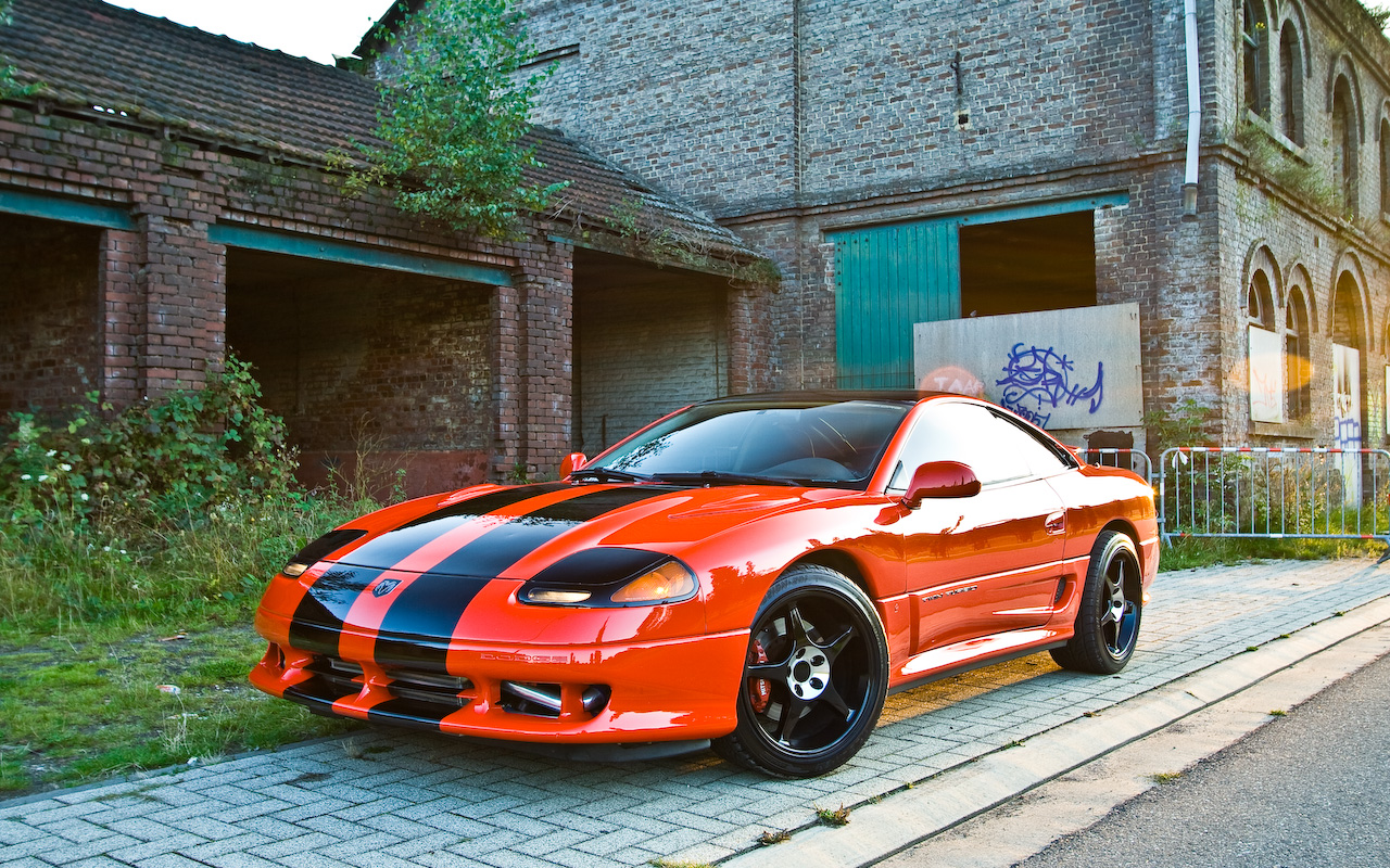 1992 Dodge Stealth #12