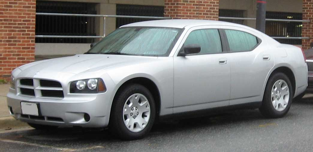 2008 Dodge Charger #4