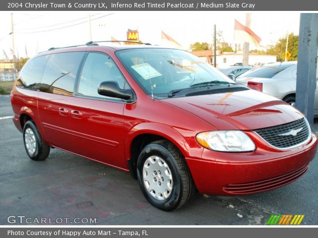 2004 Chrysler Town And Country #13
