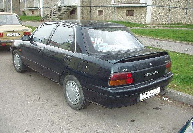 1994 Daihatsu Applause #3