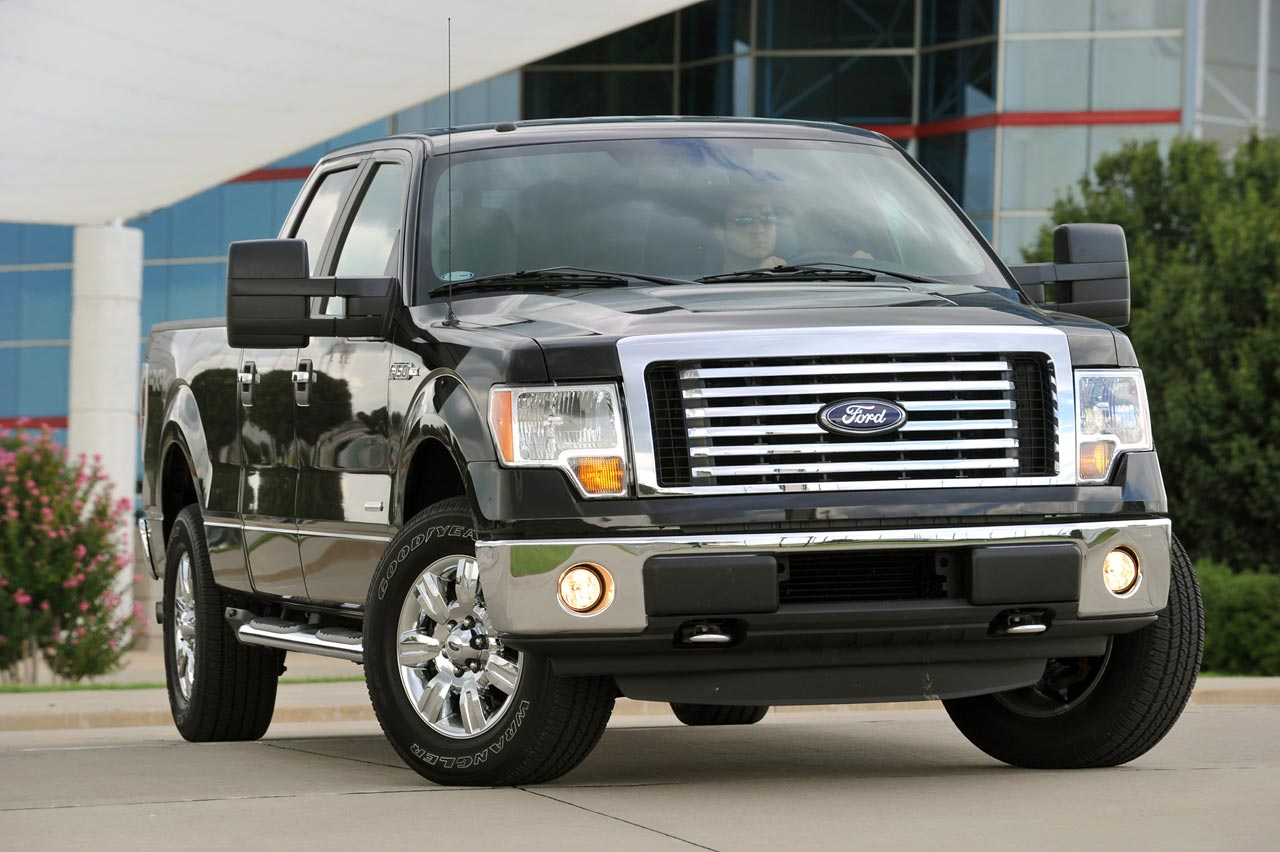 2012 Ford F-150 #13
