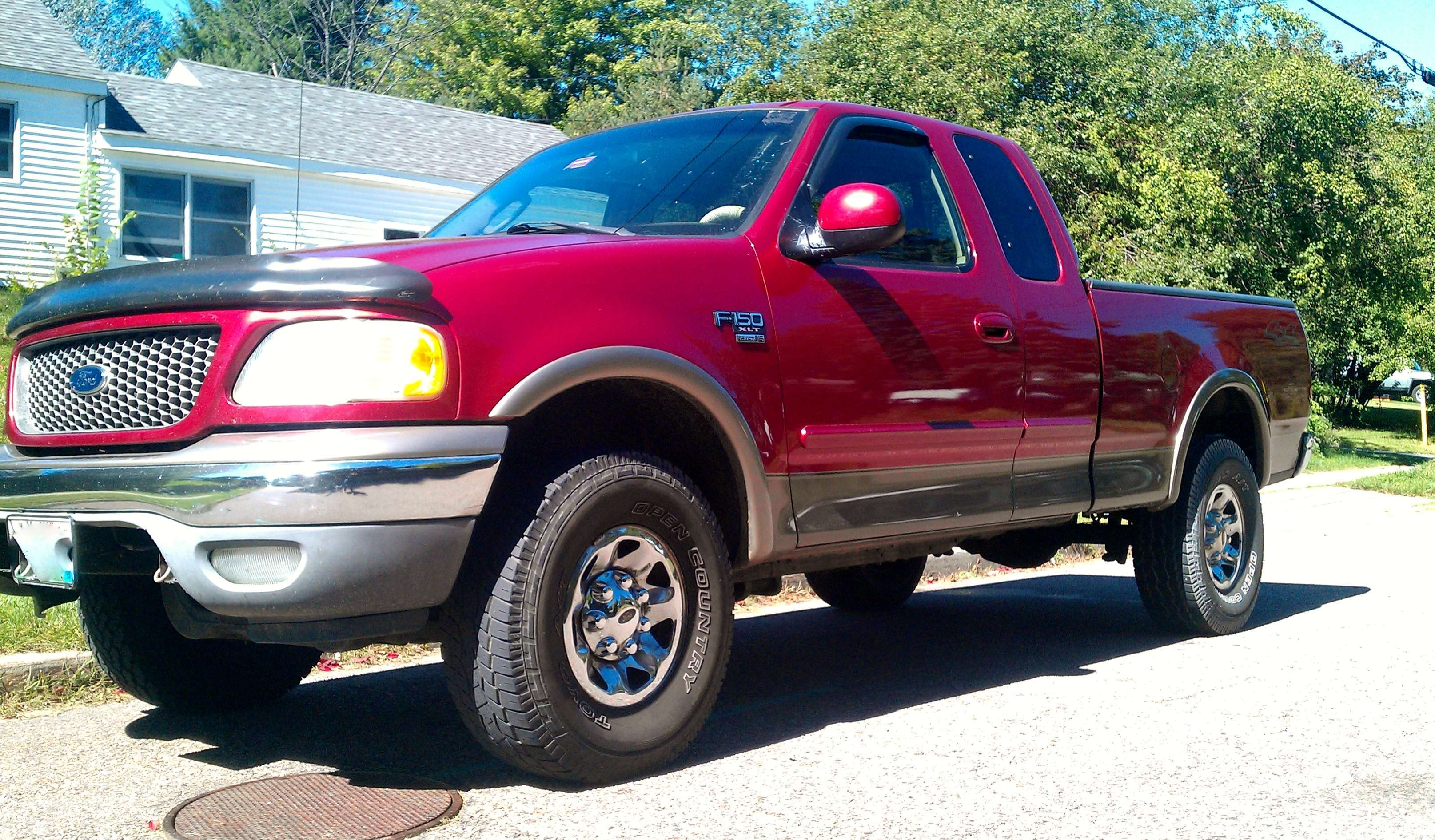 2002 Ford F-150 #14