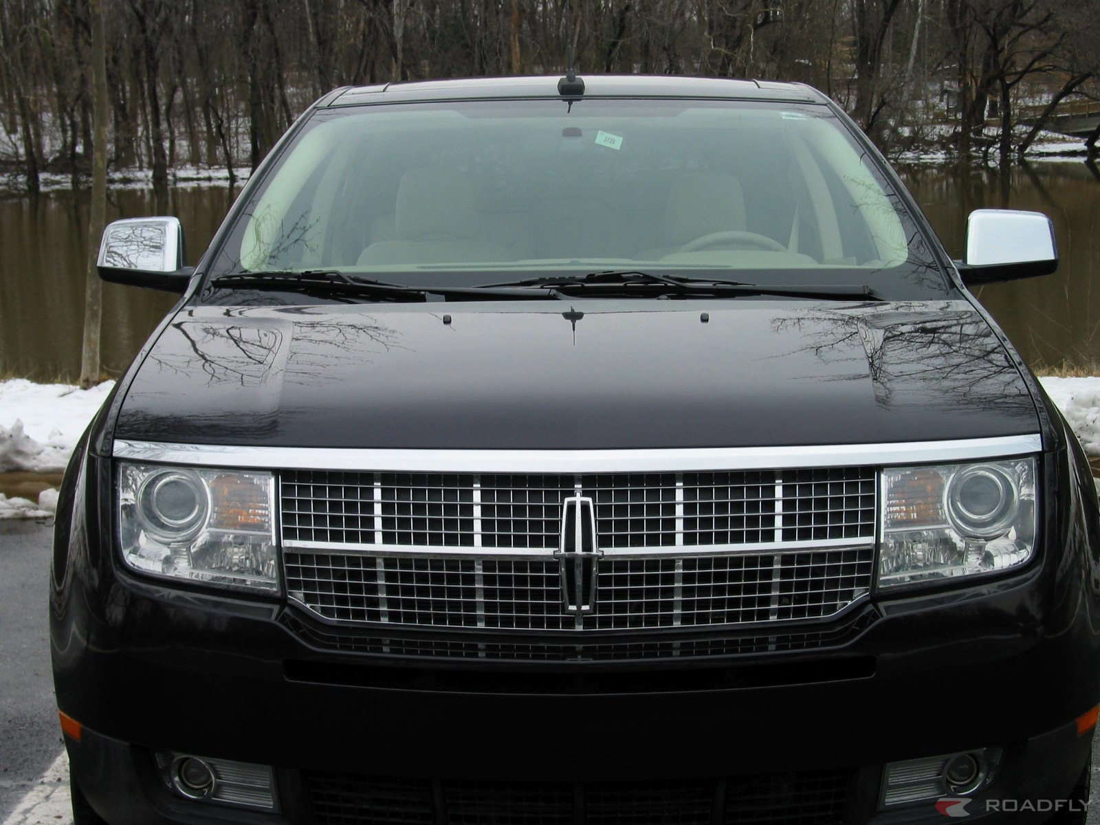 2007 Lincoln Mkx #7