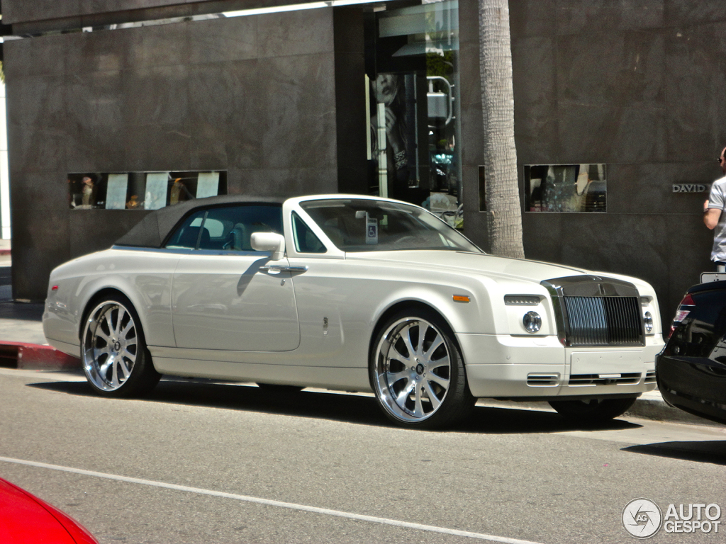 Rolls royce Phantom Drophead Coupe #3