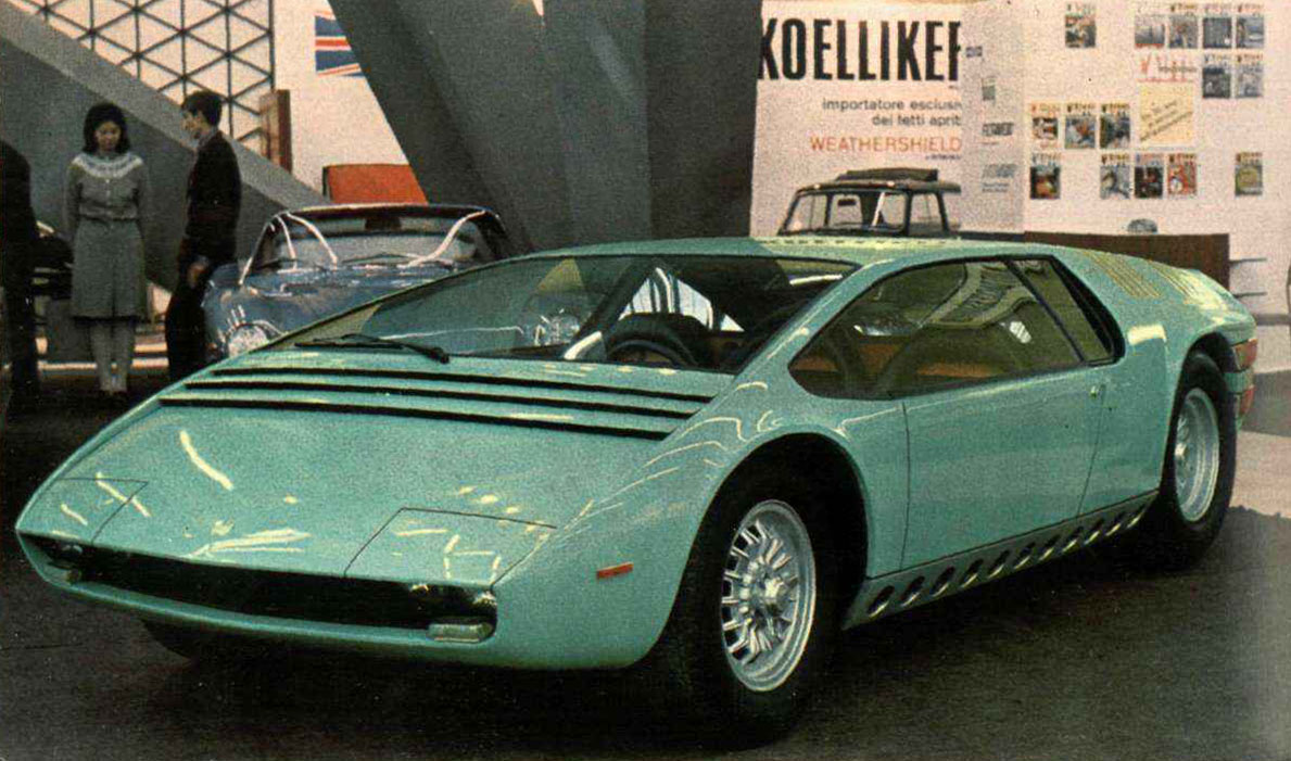 Bizzarrini Manta #7