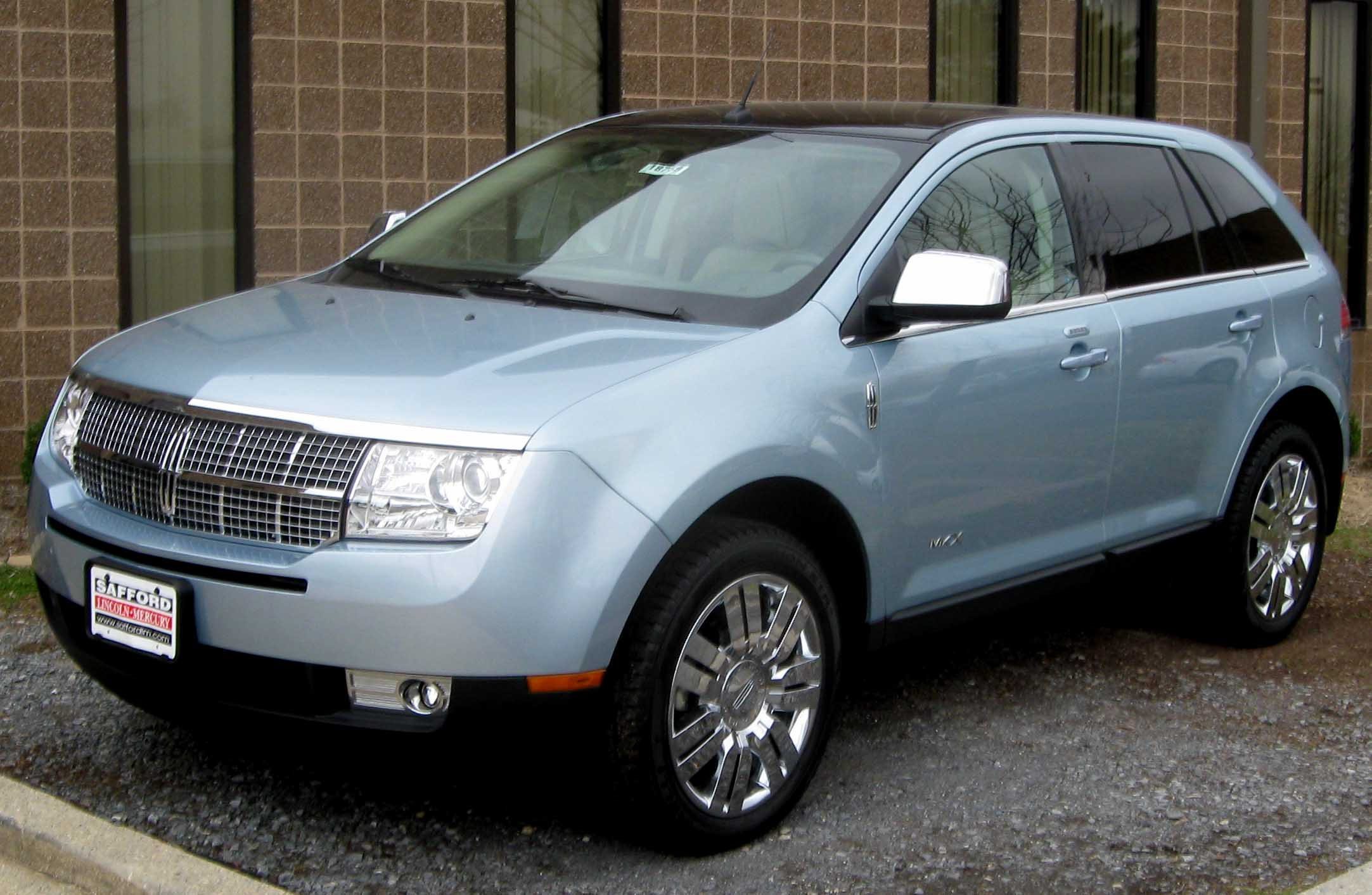 2009 Lincoln Mkx #1