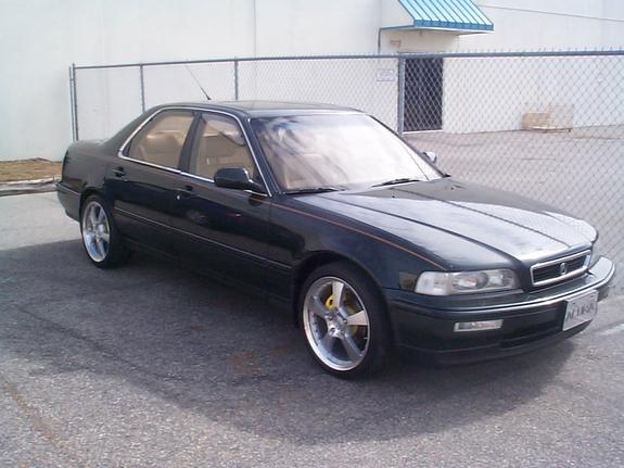 1992 Acura Legend 10