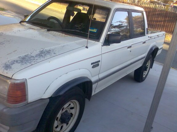 1989 Ford Courier #4