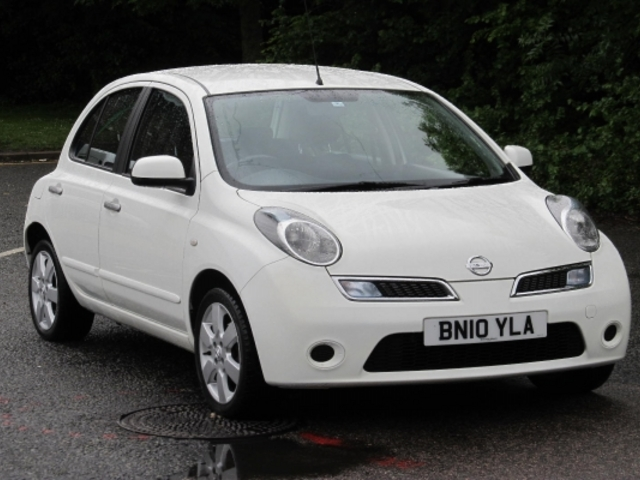 2010 Nissan Micra Photos Informations Articles Bestcarmag Com