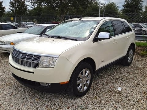 2007 Lincoln Mkx #4