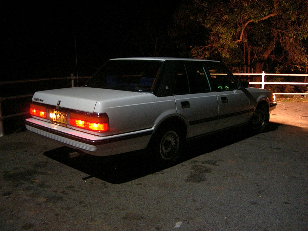 1985 Toyota Crown #12