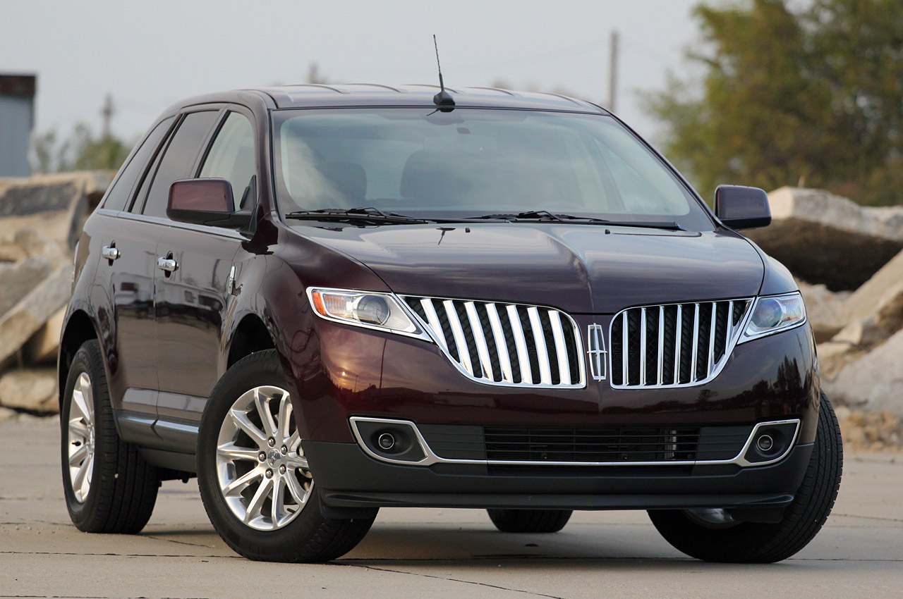 2012 Lincoln Mkx #6