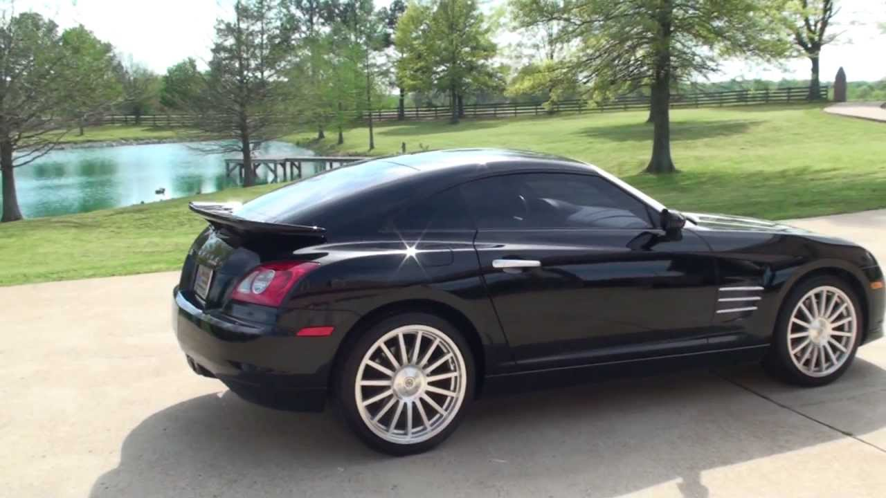 Chrysler Crossfire #12