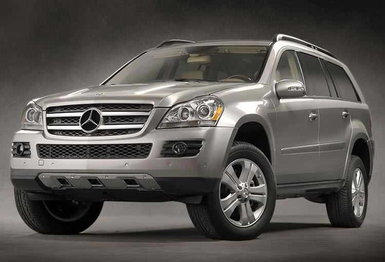 2007 Mercedes-Benz GL #6