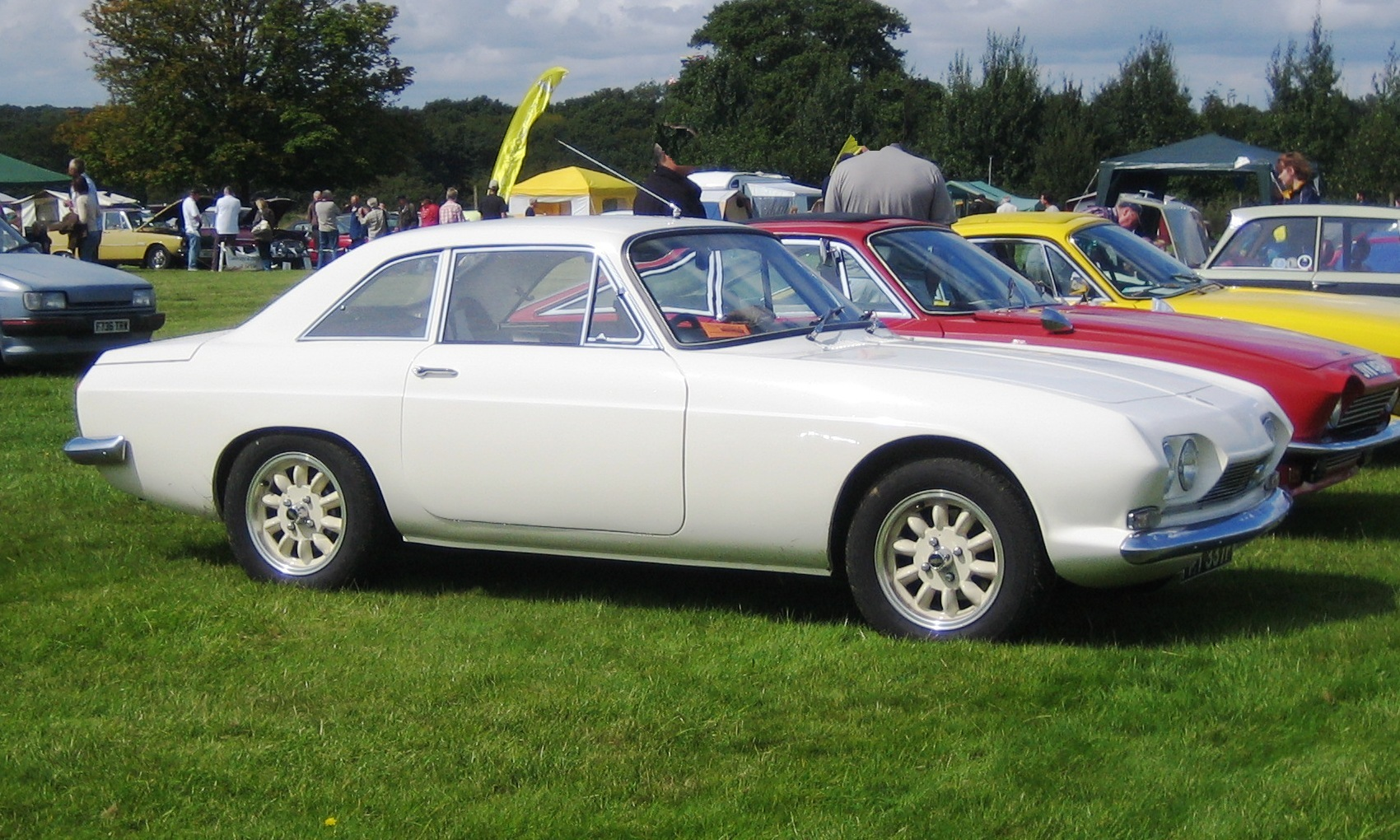 1998 Reliant Scimitar #1