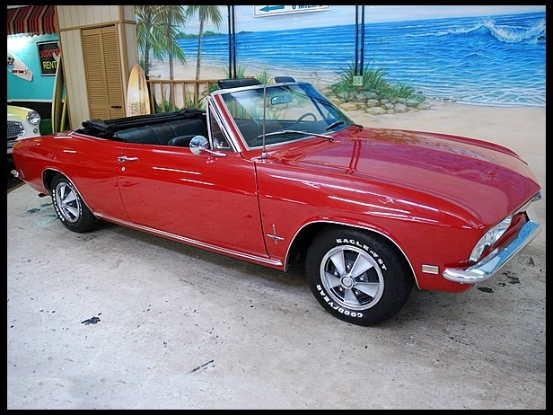 1968 Chevrolet Corvair #10