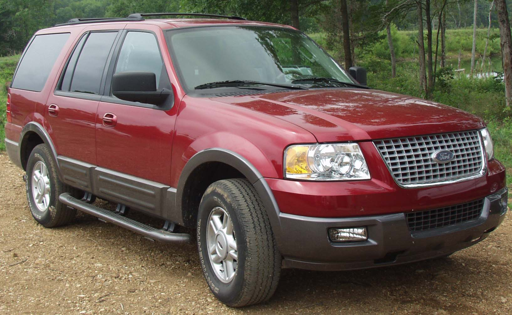 2005 Ford Expedition #7